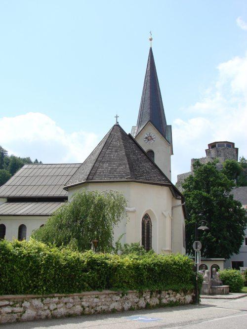 Pfarrkirche St. Lambert (© Foto: Christiane Greilberger)