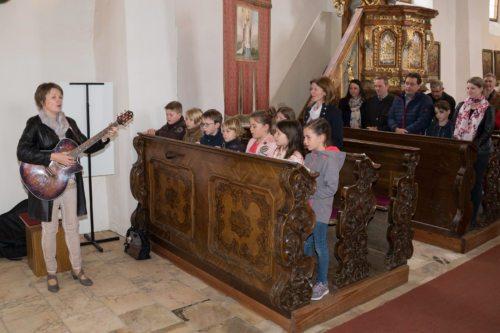Unsere Erstkommunionkinder (© Foto: Pfarre St. Martin im Granitztal)