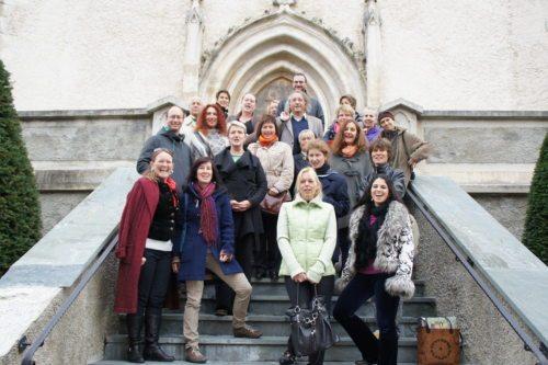 Bei unserem letzten Ausflug in Althofen (© Foto: Gabi Maynollo)