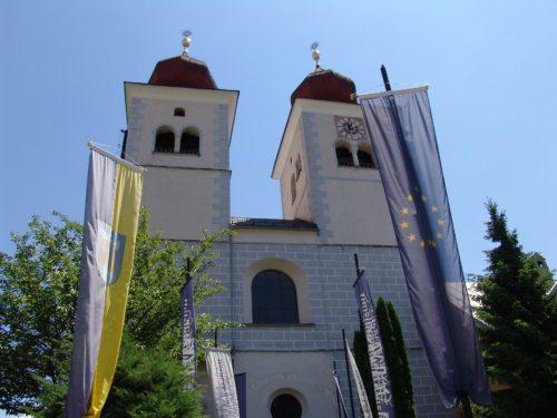 Stiftskirche Millstatt