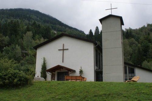 Filialkirche Feld am See (© Foto: Moser)