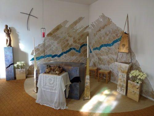 Kapelle im Pfarrhof | Kapela v farovžu © Foto: marjan