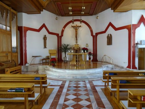 Kapelle der Schulschwestern in St. Peter | Kapela Šolskih sester v Šentpetru © Foto: marjan