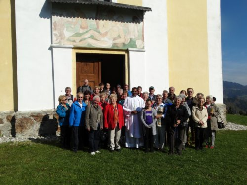 Pilgergruppe (© Foto: fotomw)