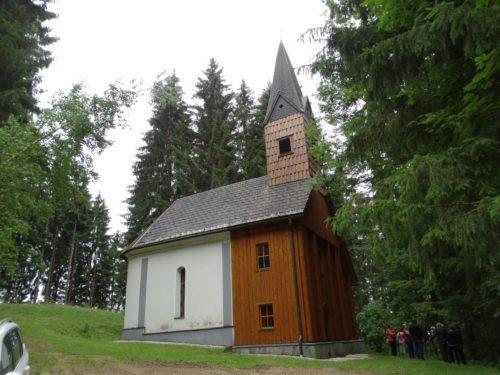 "Kapelle ""Heilig Blut"" (Foto: mw)"
