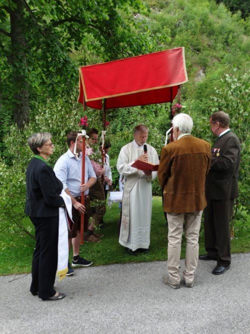 Diakon Josef Darmann (foto:jw)