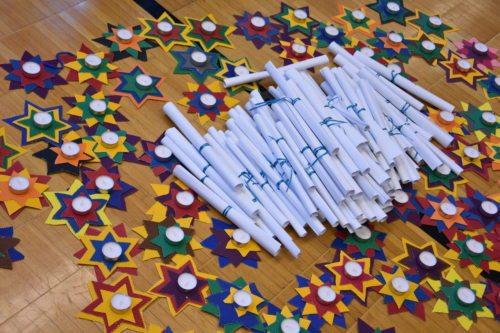 Zvezdice z voščili (Lepuschitz)