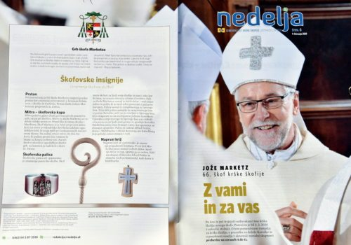 Praznična Nedelja, fotografija na naslovnici: Vincenc Gotthardt