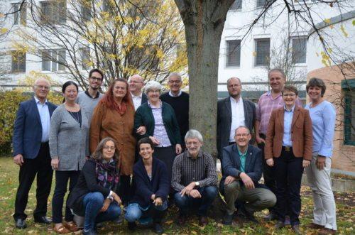 Foto: Gabi Fahrafellner - Mitglieder der ARGE Altenpastoral