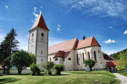 Die Pfarrkirche (Foto: S. Lesjak jun.)
