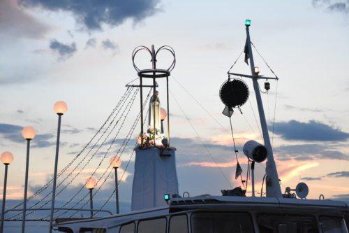 Marienschiffsprozession auf dem Wörthersee (© Foto: KH Kronawetter / Internetredaktion)