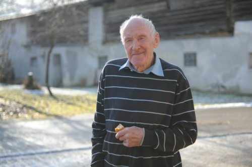 Viktor Marketz: oče novega škofa (Gotthardt)