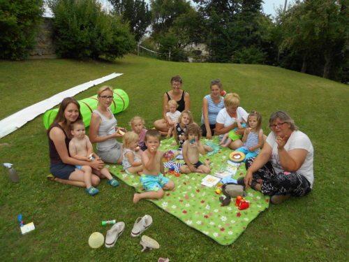 Bambini`s im Sommer (c) Wornik