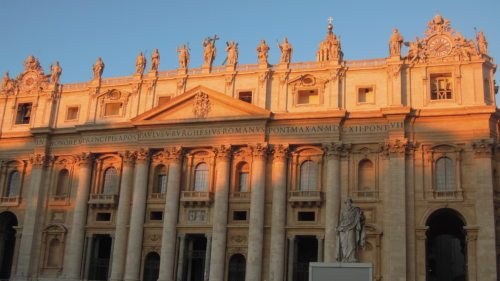 Rom hat gesprochen (foto: fotomax)