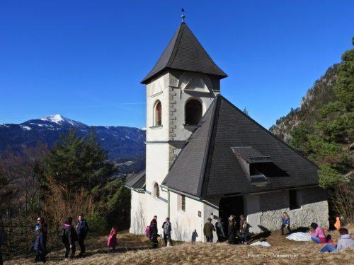Filial- und Wallfahrtskirche Steben (Bild: Dr. Hermann Verderber)