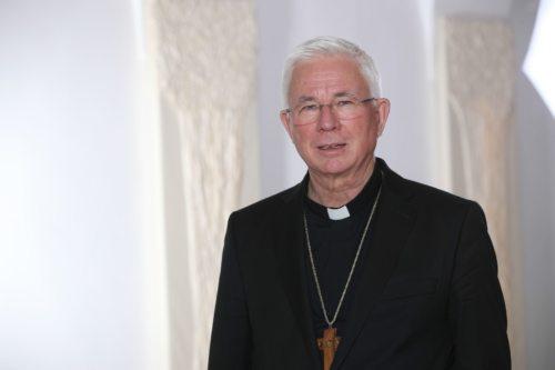Erzbischof Dr. Franz Lackner (Foto: ED Salzburg)