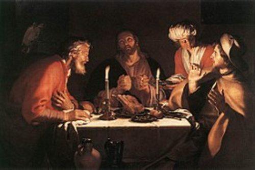 Abendmahl Worte Beim Austeilen