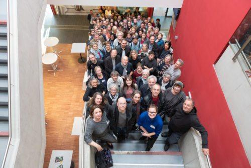 Foto: Arnold Pöschl, TeilnehmerInnen des Fachforums