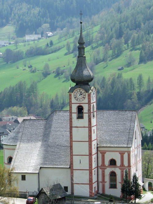 Filialkirche St. Georgen im Katschtal (© Foto: Foto Pfarre)