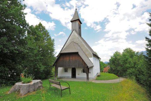 Filialkirche Pöckau (Foto: wikimedia)