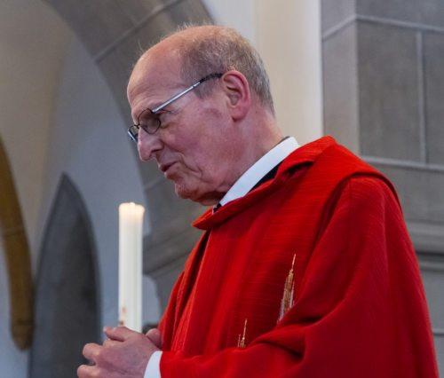 Abt Heinrich Ferenczy (© Foto: Mag. Bernhard Wagner)