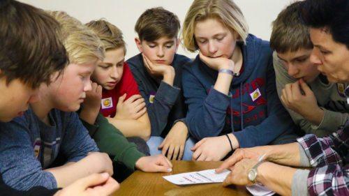 Vorbereitung auf das Sakrament der Firmung (Foto: Katholische Jugend Kärnten)