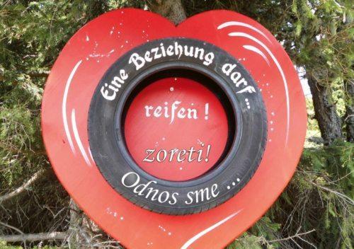 Valentino - odnos sme zoreti! Slika: zablatnik