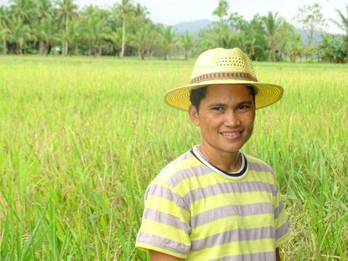 Agrarökologie auf den Philippinen - ein gutes Leben für alle im Einklang mit der Natur ist möglich. Foto: Georg Bauer/DKA