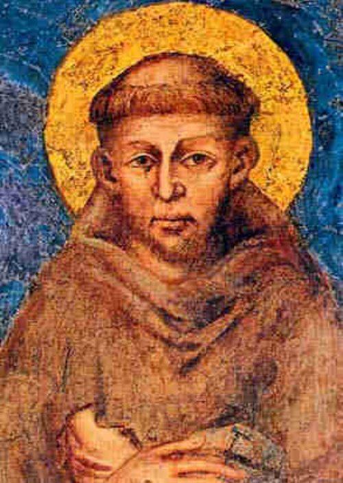 Franz von Assisi - 1181-1226  (© Foto: unbekannt)