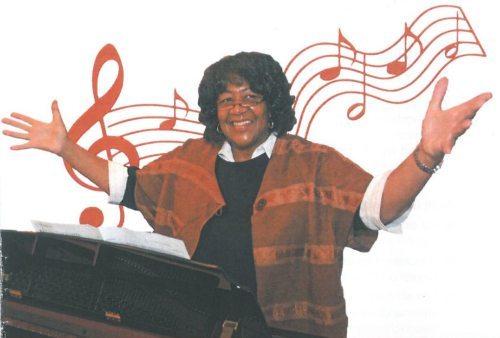 Flois Knolle Hicks, afroamerikanische Musikerin (slika: zp)
