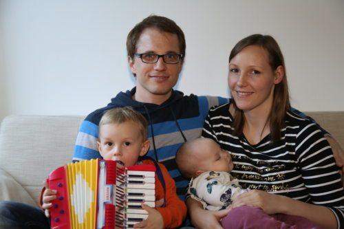 družina Gotthardt (Opetnik)