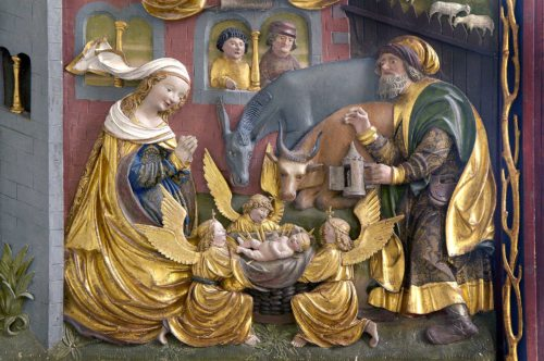 Weihnachten Im Christentum.Weihnachten Fest Der Geburt Jesu Bedeutung Geschichte Brauchtum