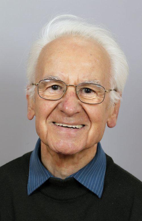 Pfarrer i. R. Granig, Autor und Mitglied des Redaktionsteams des Jahrbuches der Diözese Gurk, feiert 80. Geburtstag. Foto: Pressestelle/Höher