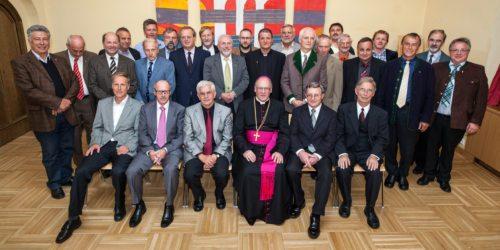 Bischof Schwarz feierte mit den Ständigen Diakonen in der Diözese Gurk das 25-Jahr-Jubiläum des Ständigen Diakonats in Kärnten. (© Foto: Wohlgemuth)
