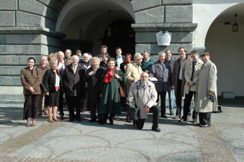 Internationale Vernetzung mit Akademiker/innen aus Italien und Slowenien (© Foto: foto_kav)