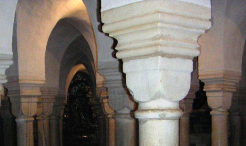 Detail Krypta Gurk (© Foto: foto: Peter Binter, wikipedia)