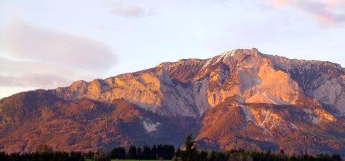 Besondere Gipfel und Bergkirchen in Kärnten (© Foto: fotomax)