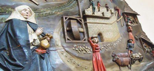 Verantwortungsvoll mit der Stiftung der heiligen Hemma umgehen - (Foto: KH Kronawetter / Internetredaktion)