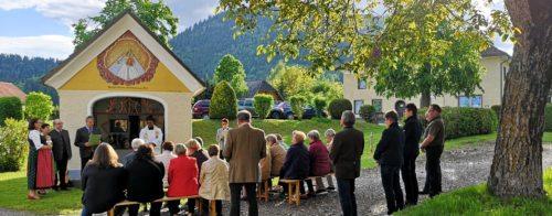 Kapelle Hintnausdorf Foto: Anton Wieser