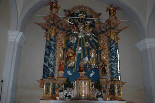 Filialkirche St. Vitus in Ebenfeld (fotogard)