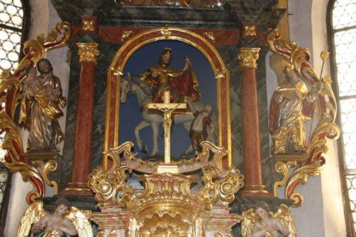 Hochaltar Hl. Martin von Tours (fotogard)
