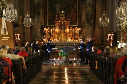 Musik zum Träumen - stimmungsvolles Konzert zum Abschluss im Dom (Stadtpastoral)