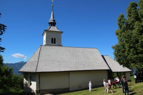 Filialkirche St. Anton auf der Windischen Höhe (Bild: Peter Sternig)