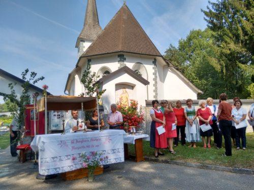 Pfarrfest am Kirchkogel (© Foto: Evelin Mack )