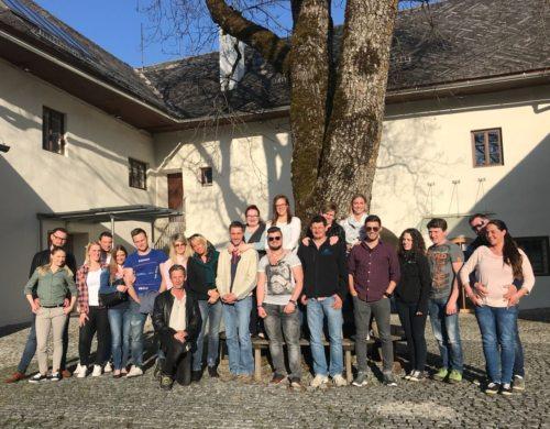 Eheseminar am 6. April 2018 im Pfarrhof Feldkirchen (© Foto: Pfarre Feldkirchen)