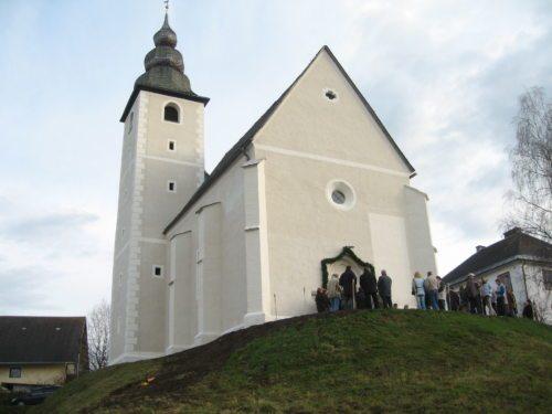 Fillialkirche Arndorf (Pfarre/Jordan)