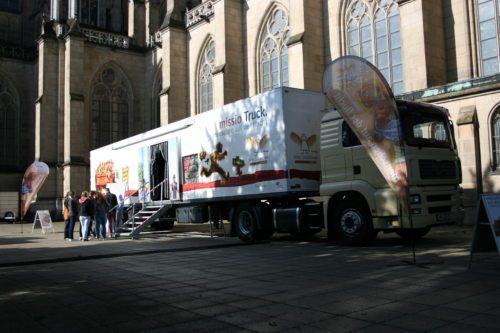 missio-Truck (© Foto: missio)