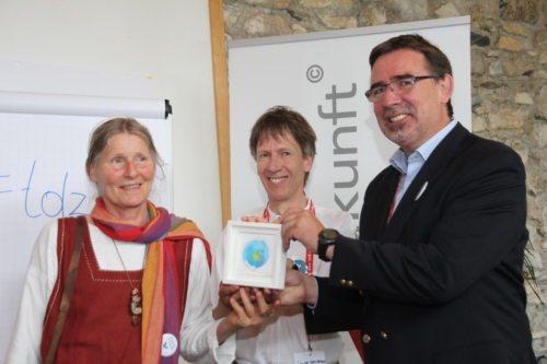 Planetary Award Verleihung 2017 an Friesach im Wandel (© Foto: Foto: Lisa Engel)