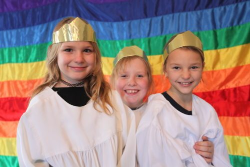 Trije angeli iz Št. Lenarta pri Sedmih studencih (Krobath)