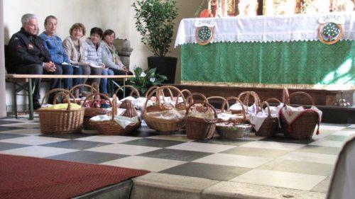 Blagoslov košar, Foto: fj